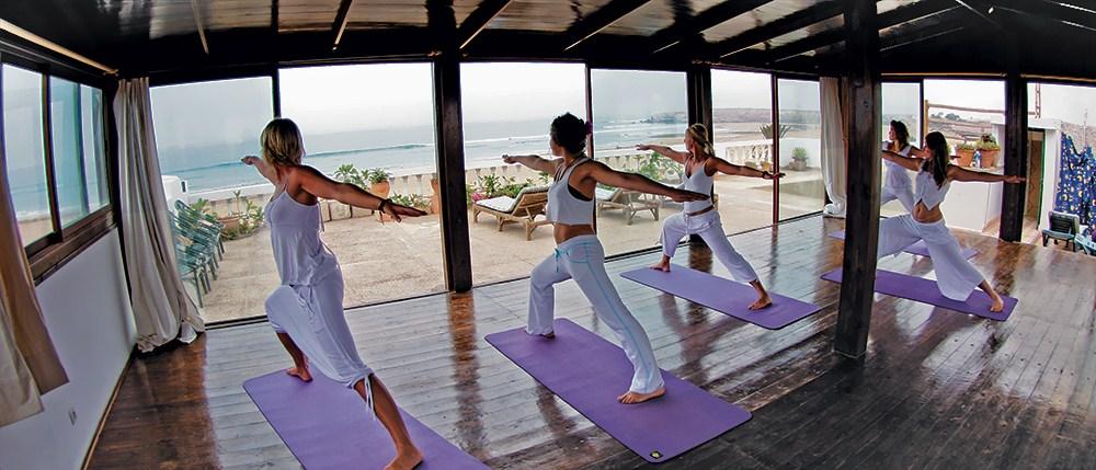 Yoga Fans