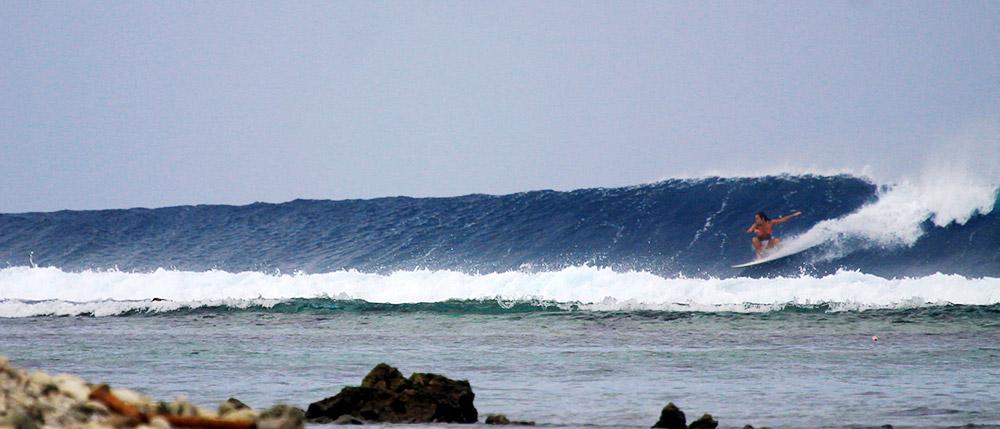 Surf Camp Maldives
