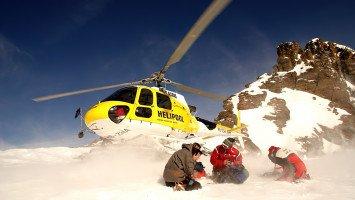 Air Glacier Heliski Switzerland