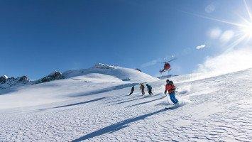 Heli Skiing Western Switzerland