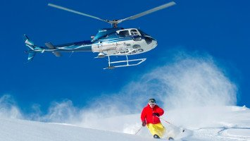 Powder Mountain Heliski