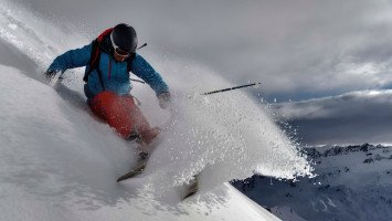 """Go with the Snow"" Freeride Trips"