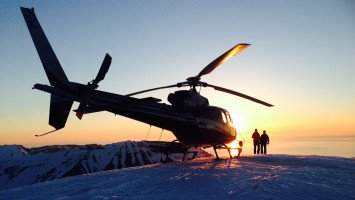 Viking Heli Skiing