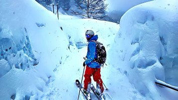 Ski Hakuba Japan