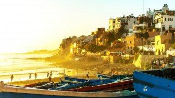 Lapoint Surf Camp Marokko