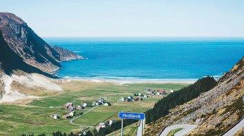 Lapoint Surf Camp Norwegen