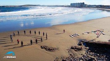 Las Dunas Surfcamp Surfschool Salinas
