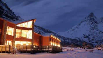 Puma Lodge Heliskiing