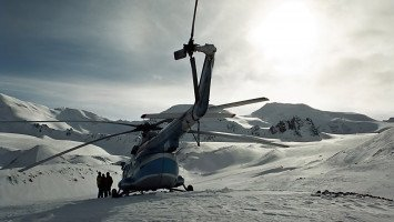 Heliski and Freeride Kyrgyzstan