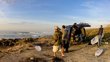 Moroccan Surf Adventures Explorer Tour