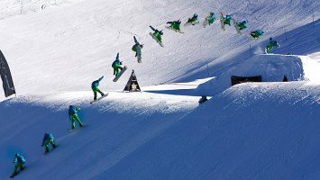 Paromcamps - Freestyle Summer Camp, Les 2 Alpes